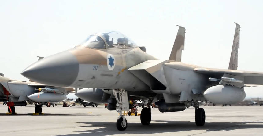 Raid contro base aerea siriana, accuse a Israele ea Washington